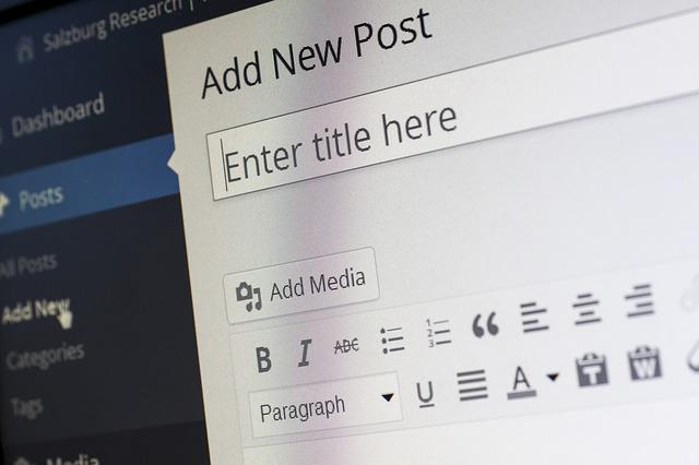 Researching blog topics